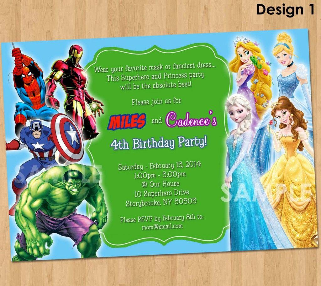 Free Printable Superhero Birthday Invitations – Bagvania Free - Free Printable Superman Invitations