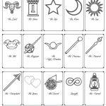Free Printable Tarot Cards Pdf   Printable Cards   Free Printable Tarot Cards