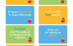 Free Printable Teacher Appreciation Cards – Classy World – Free Printable Teacher Appreciation Cards To Color