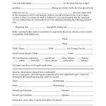 Free Printable Temporary Guardianship Forms | Forms | Child Custody   Free Printable Legal Guardianship Forms