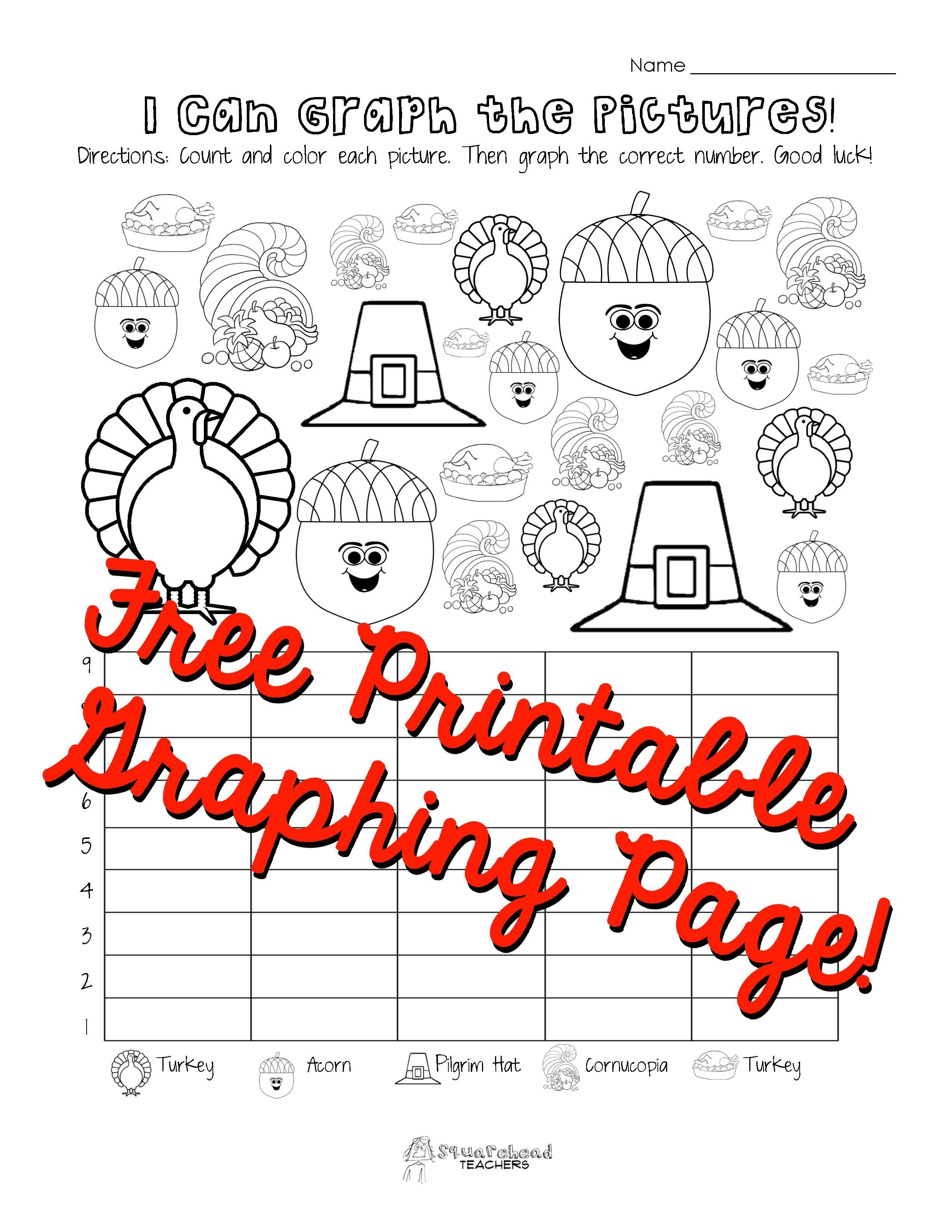 Free Printable Thanksgiving Math Worksheets – Worksheet Template - Free Printable Pilgrim Hat Pattern