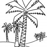 Free Printable Tree Coloring Pages For Kids | Coloring Pages | Tree   Free Printable Palm Tree Template