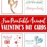 Free Printable Valentine's Day Cards And Tags   Clean And Scentsible   Free Printable Valentines Day Cards For Mom And Dad