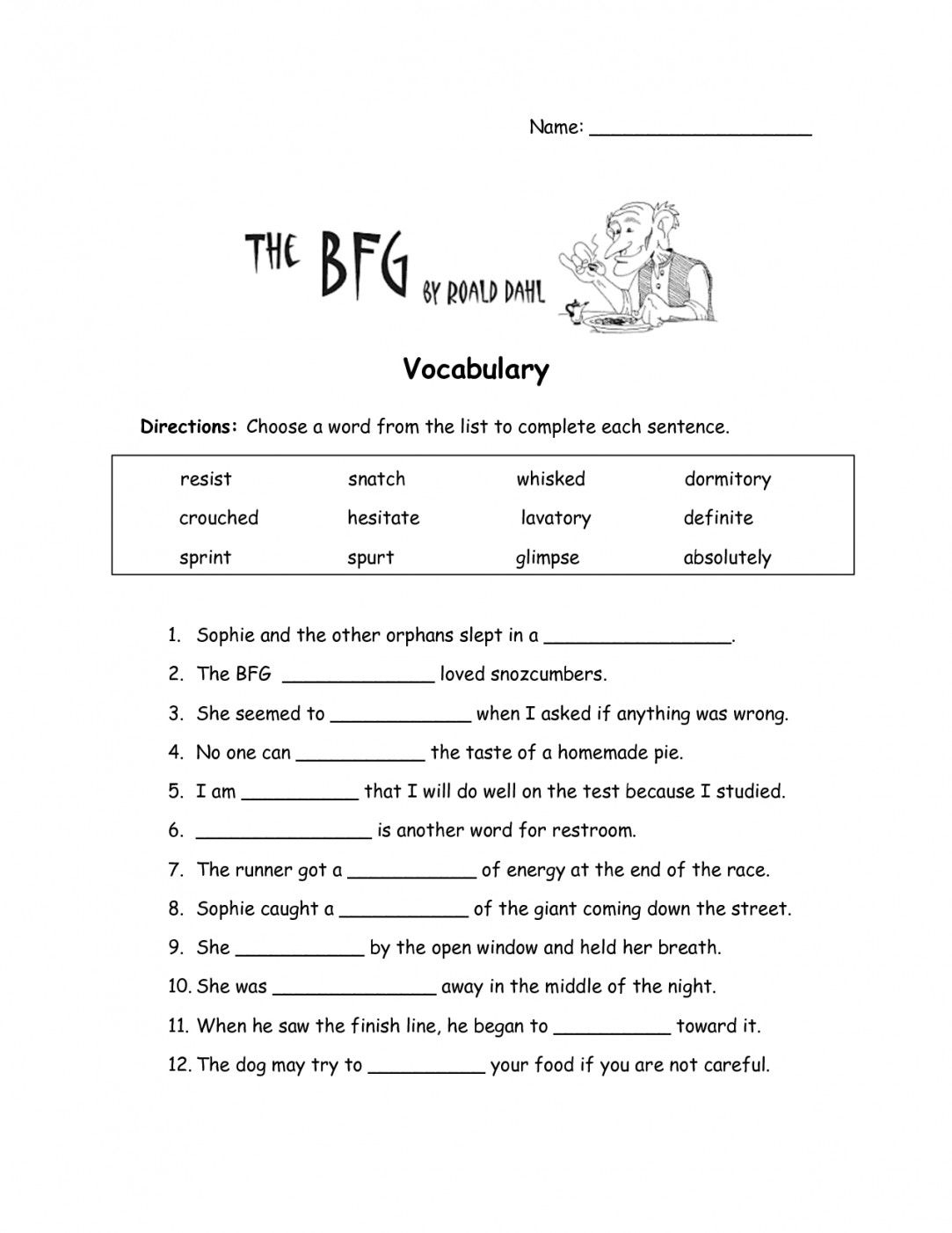 Free Printable Vocabulary Worksheets | Lostranquillos - Free Printable Portuguese Worksheets