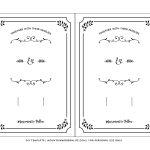 Free Printable Wedding Invitation Template   Free Printable Wedding Invitations