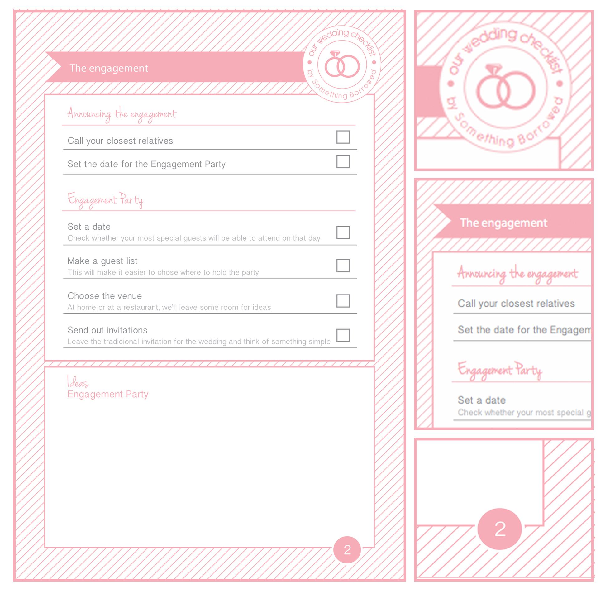 Free Printable Wedding Planner Book Online – Free Wedding Template - Free Printable Wedding Planner Workbook