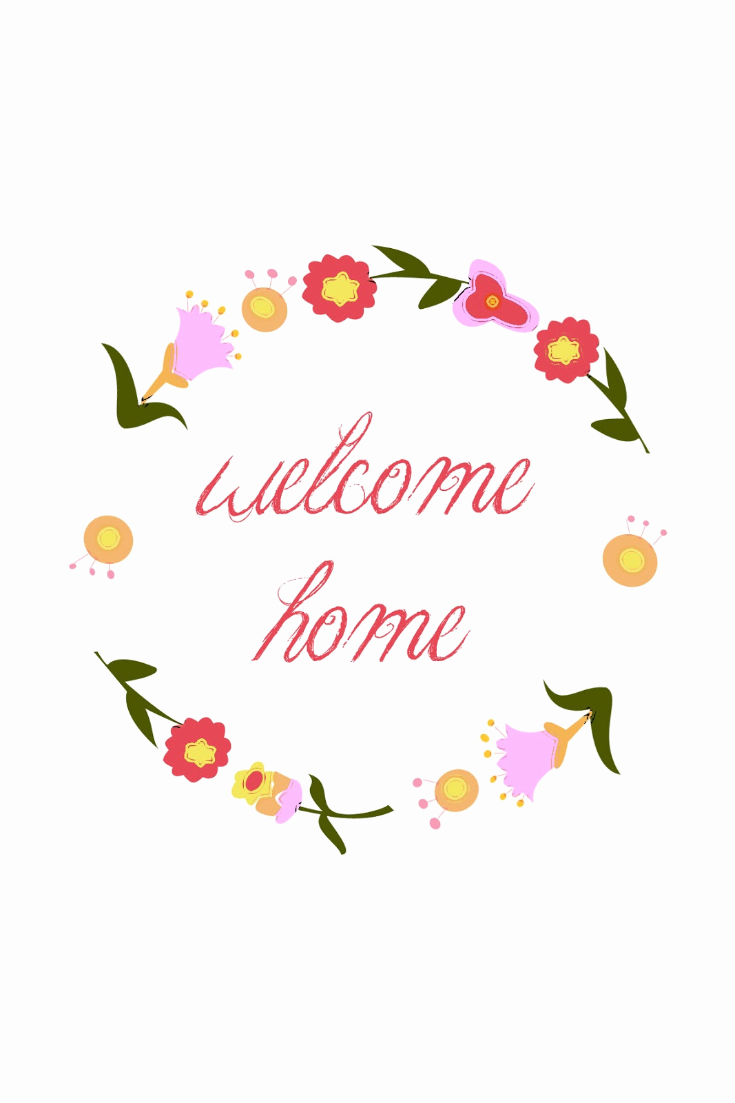 Free Printable Welcome Home Cards – Tduck.ca - Welcome Home Cards Free Printable
