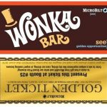 Free Printable Willy Wonka Golden Ticket Template Feat Tickets Temp   Free Printable Wonka Bar Wrapper Template