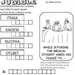 Free Printable Word Jumble Puzzles For Adults Printable Word Jumble   Free Printable Word Jumble Puzzles For Adults