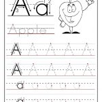 Free Printable Worksheet Letter A For Your Child To Learn And Write   Free Printable Alphabet Pages