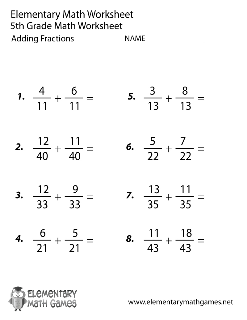Free Printable Worksheets For 5Th Grade For Free - Math Worksheet - Free Printable Worksheets For 5Th Grade