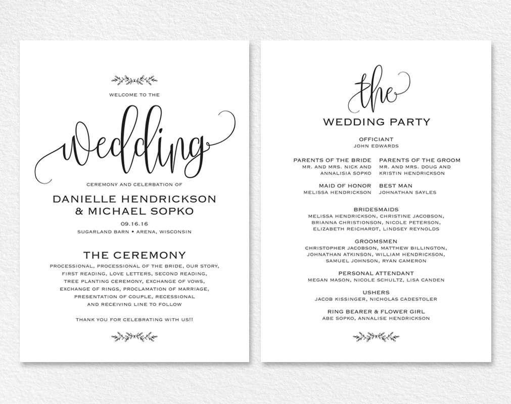 Free Rustic Wedding Invitation Templates For Word | Bridal + Wedding - Free Printable Wedding Invitation Templates For Word