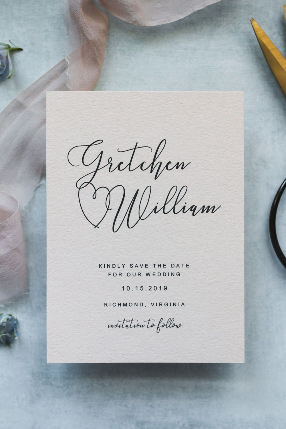Free Save The Date Templates   Save The Date Ideas   Save The Date - Free Printable Save The Date Invitation Templates