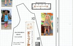 Free #sewing Pattern For 14″ (35 Cm) #dolls @ Chellywood #crafts – Free Printable Sewing Patterns
