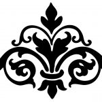 Free Stencil Pattern Cliparts, Download Free Clip Art, Free Clip Art   Free Printable Lace Stencil