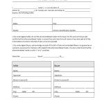 Free Trailer Bill Of Sale Template   Templates At Allbusinesstemplates   Free Printable Bill Of Sale For Trailer