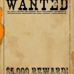 Free Wanted Poster Template Download Clean Free Printable Wanted   Wanted Poster Printable Free