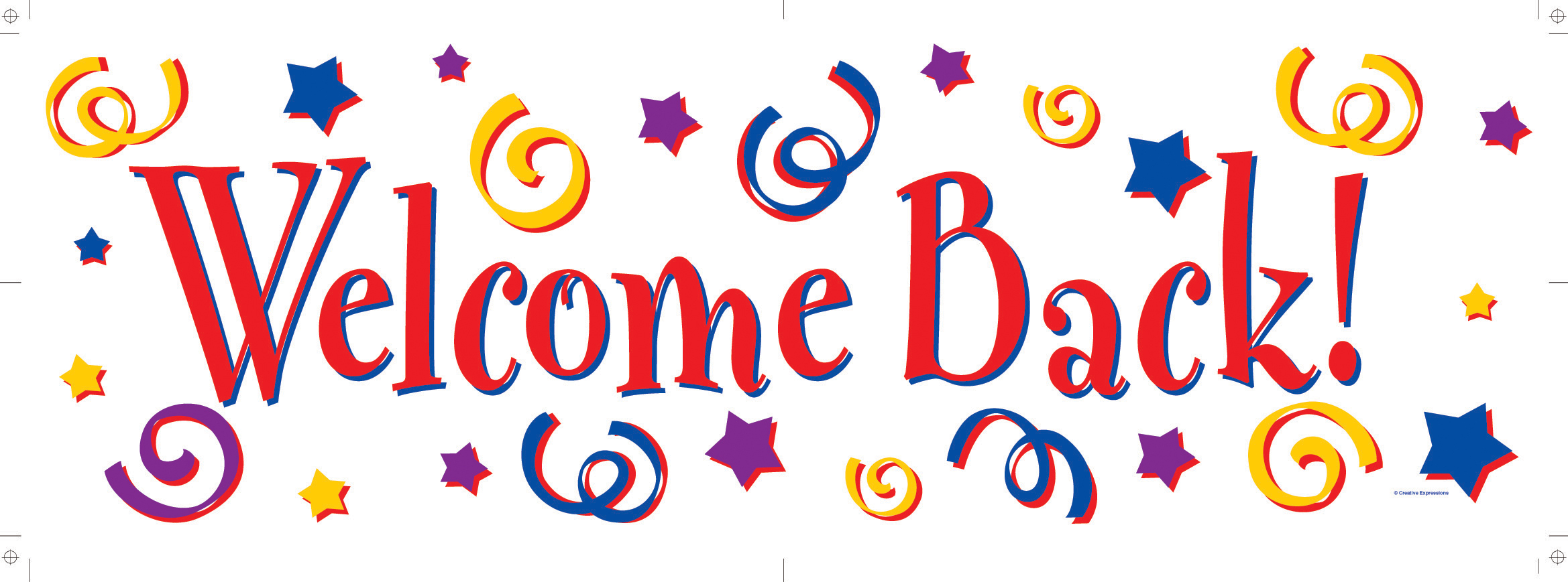 Free Welcome Back To School Signs, Download Free Clip Art, Free Clip - Welcome Back Banner Printable Free