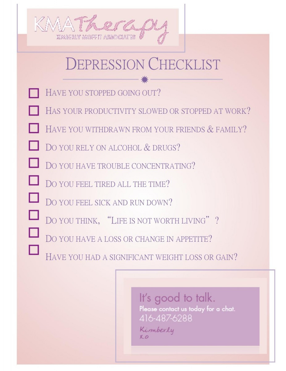 Free Worksheets To Help You Manage Your Anxiety, Depression And - Free Printable Worksheets On Depression