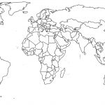 Free World Map Printable   Free World Maps Collection   Free Printable World Map With Countries Labeled