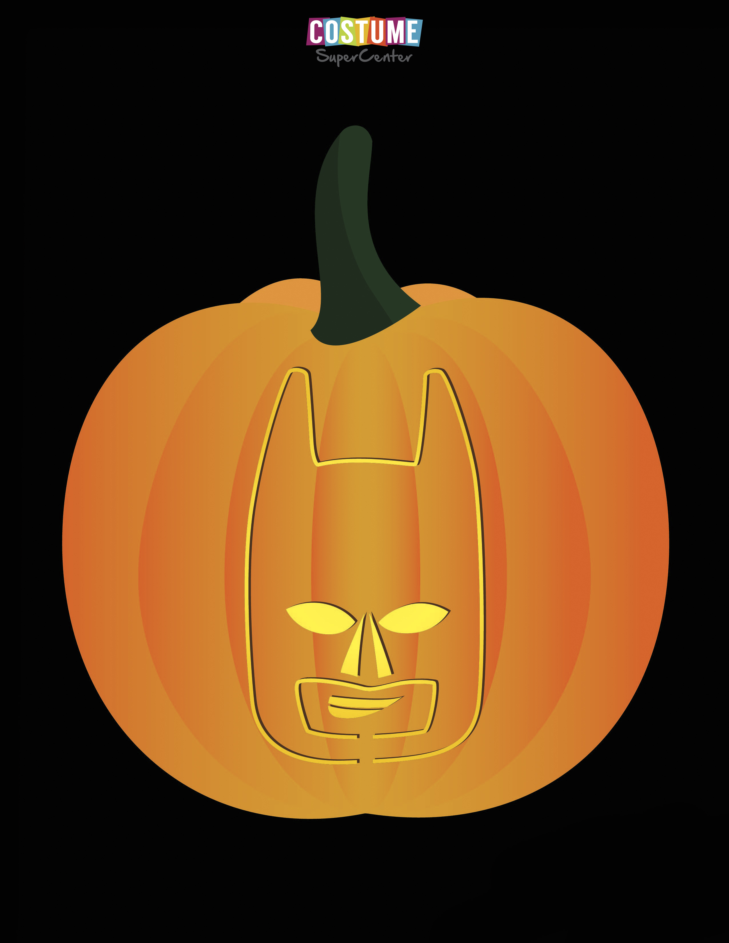 Fun And Free Printable Themed Pumpkin Carving Stencils — All For The - Halloween Pumpkin Carving Stencils Free Printable