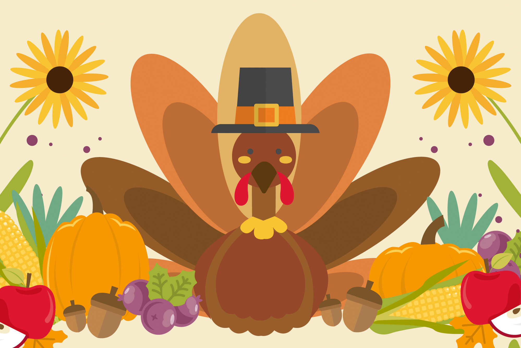 Fun & Free Printable Thanksgiving Word Search - Thanksgiving - Free Printable Thanksgiving Images