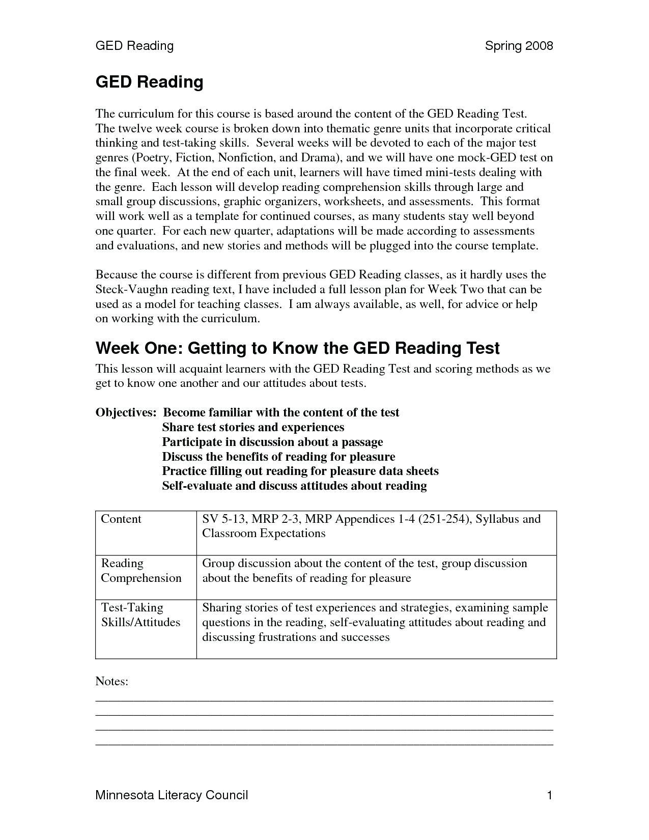 Ged Prep Tests Math – Sololkerpla.club - Free Ged Practice Test 2016 Printable