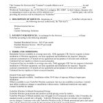 General Service Contractemm19002   General Contract For Services   Free Printable Out Of Service Sign
