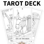Get Your Totally Free, Printable Tarot Deck Of The Major Arcana   Free Printable Tarot Cards