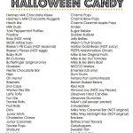Gluten Free Halloween Candy | Gluten Free | Pinterest | Gluten Free   Gluten Free Food List Printable