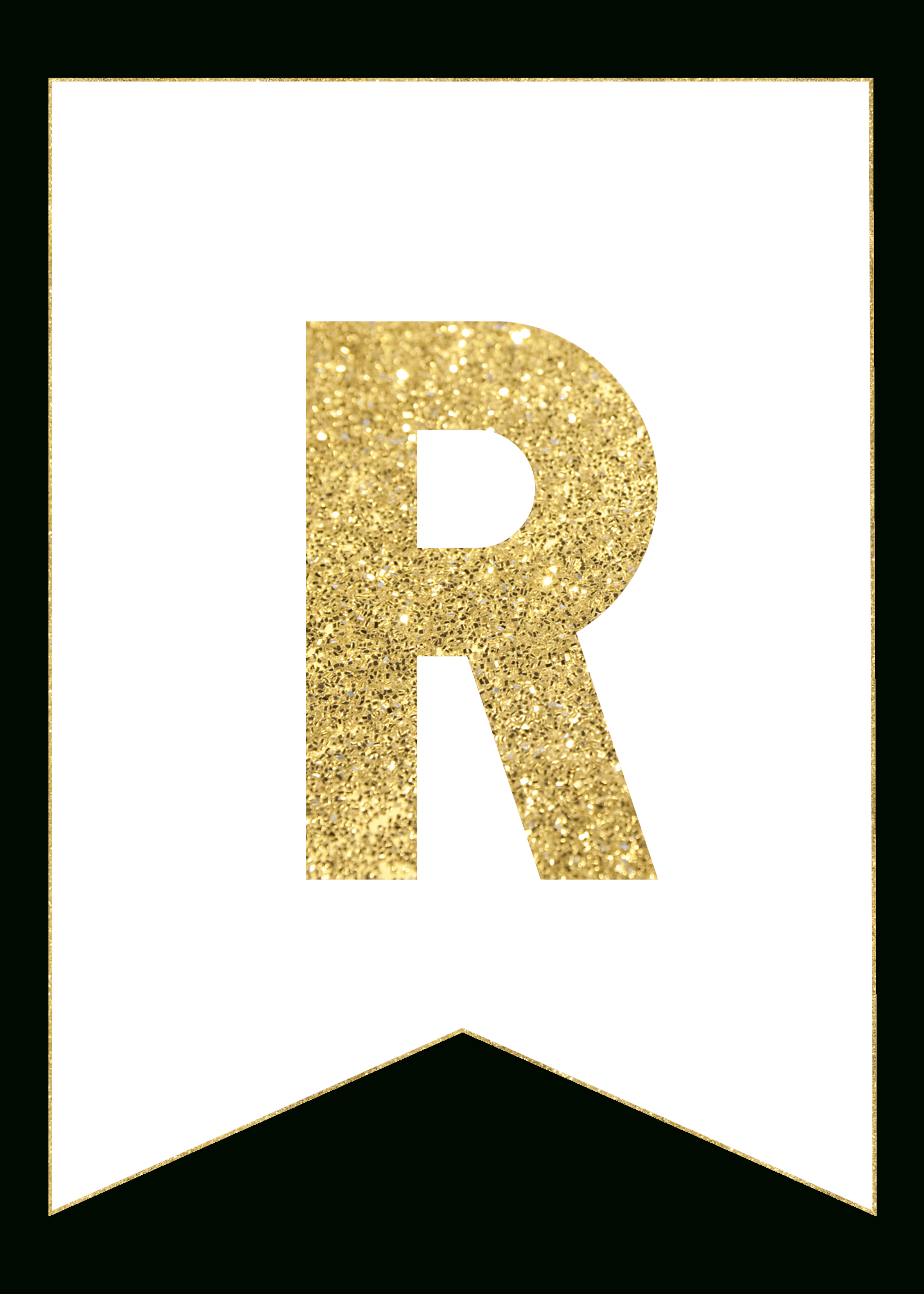 Gold Free Printable Banner Letters   Rolas Party   Free Printable - Free Printable Wedding Banner Letters
