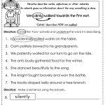 Grade 6 Printable Worksheets Beautiful Grade 6 English Worksheets   Year 2 Free Printable Worksheets