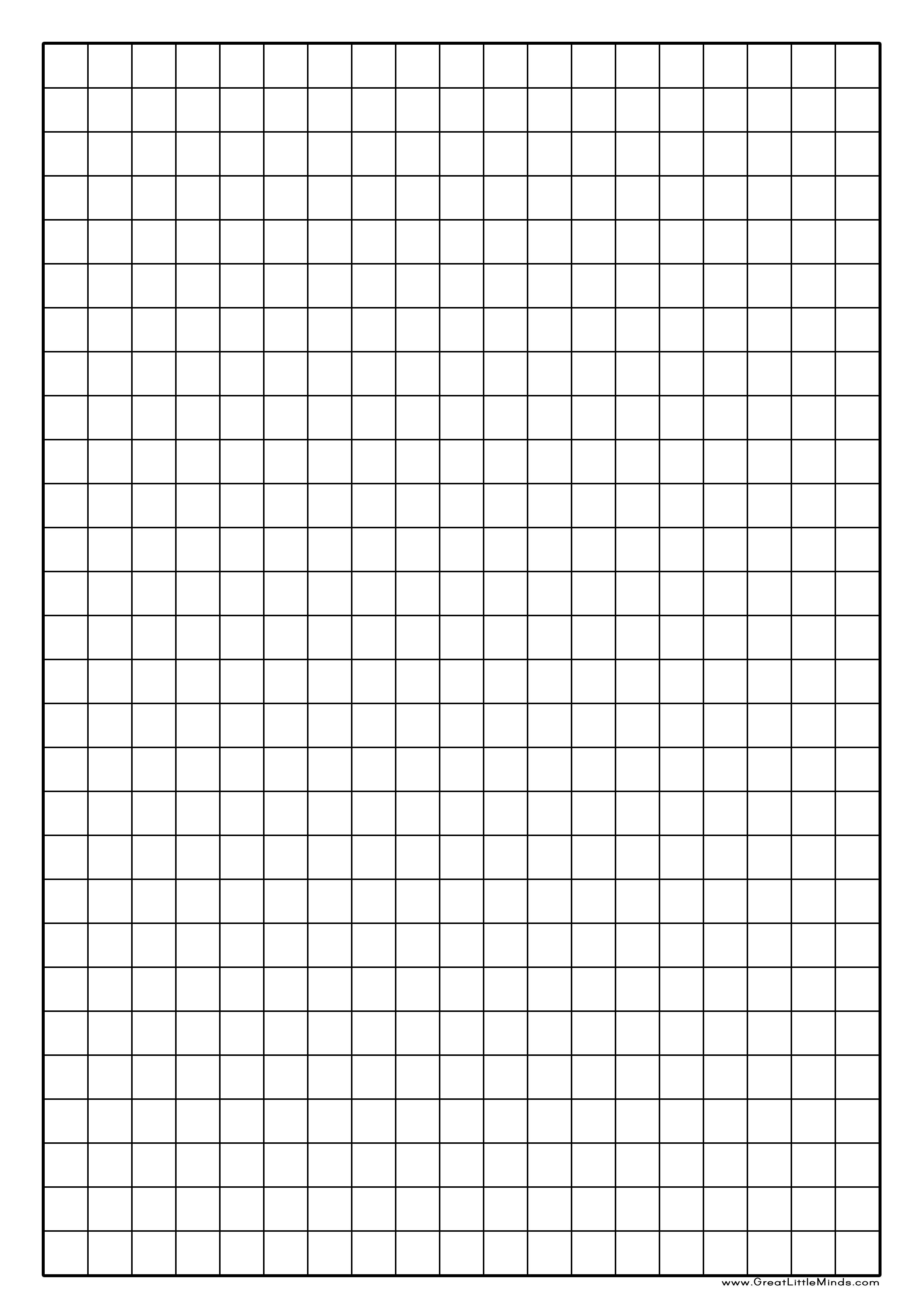 Graph Paper Printable | Click On The Image For A Pdf Version Which - Free Printable Graph Paper