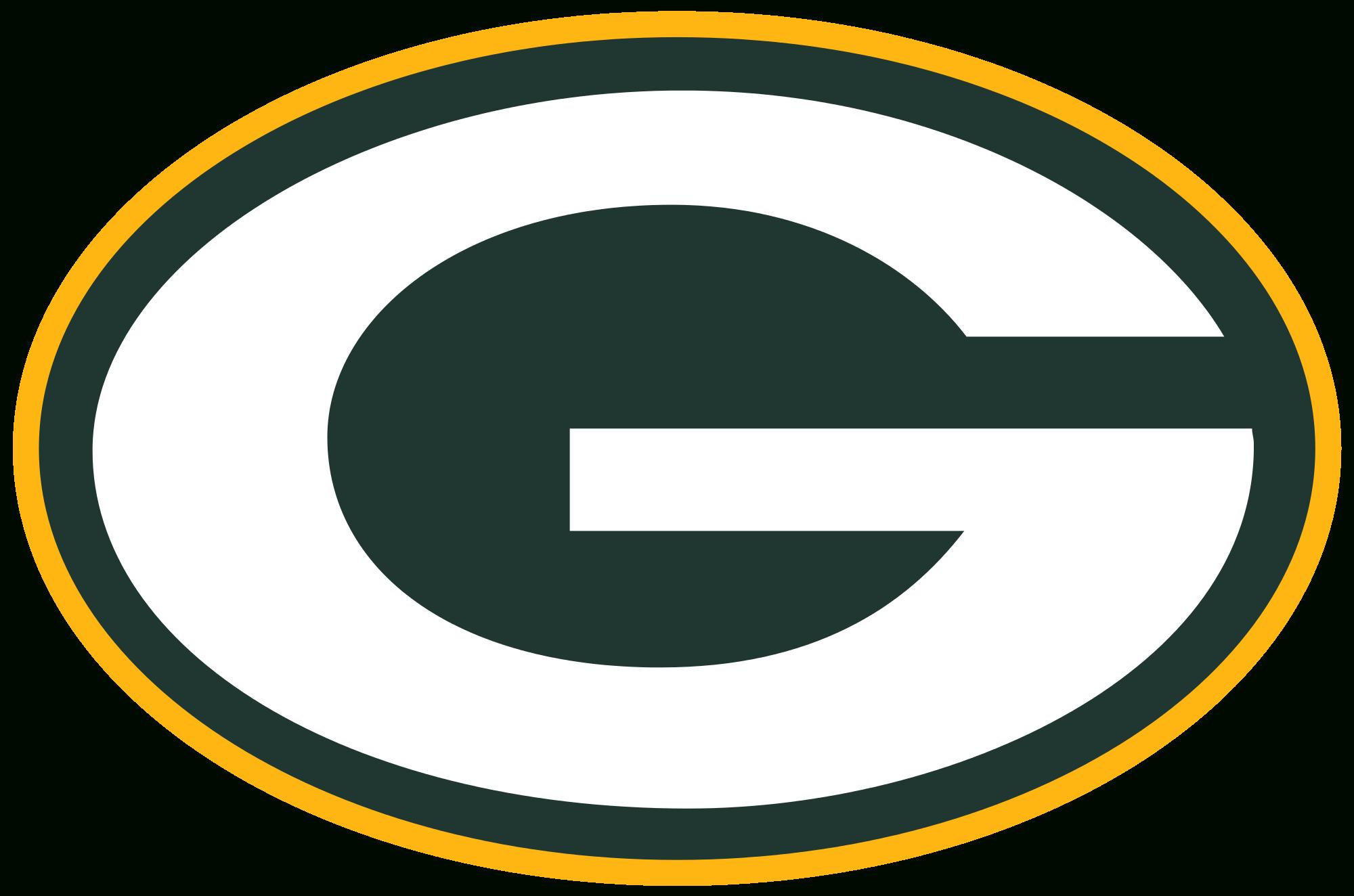 Green Bay Packers Drawing Logo Png Images - Free Printable Green Bay Packers Logo