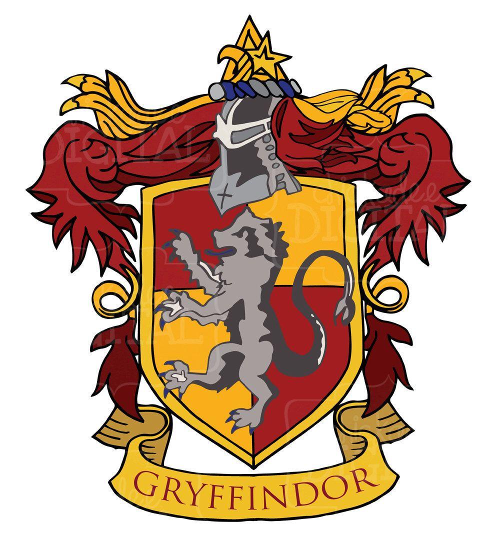 Griffindor | Hogwarts | Harry Potter Birthday, Harry Potter - Free Printable Harry Potter Clip Art