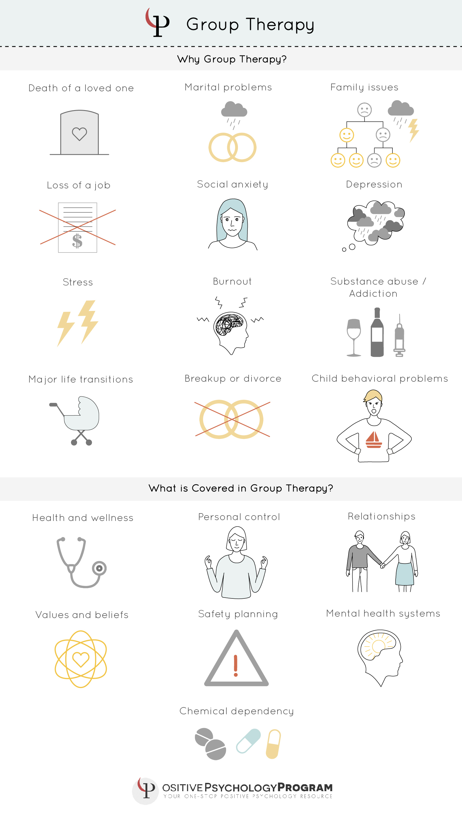 Group Therapy: 32 Activities, Worksheets And Discussion Topics For - Free Printable Worksheets On Depression