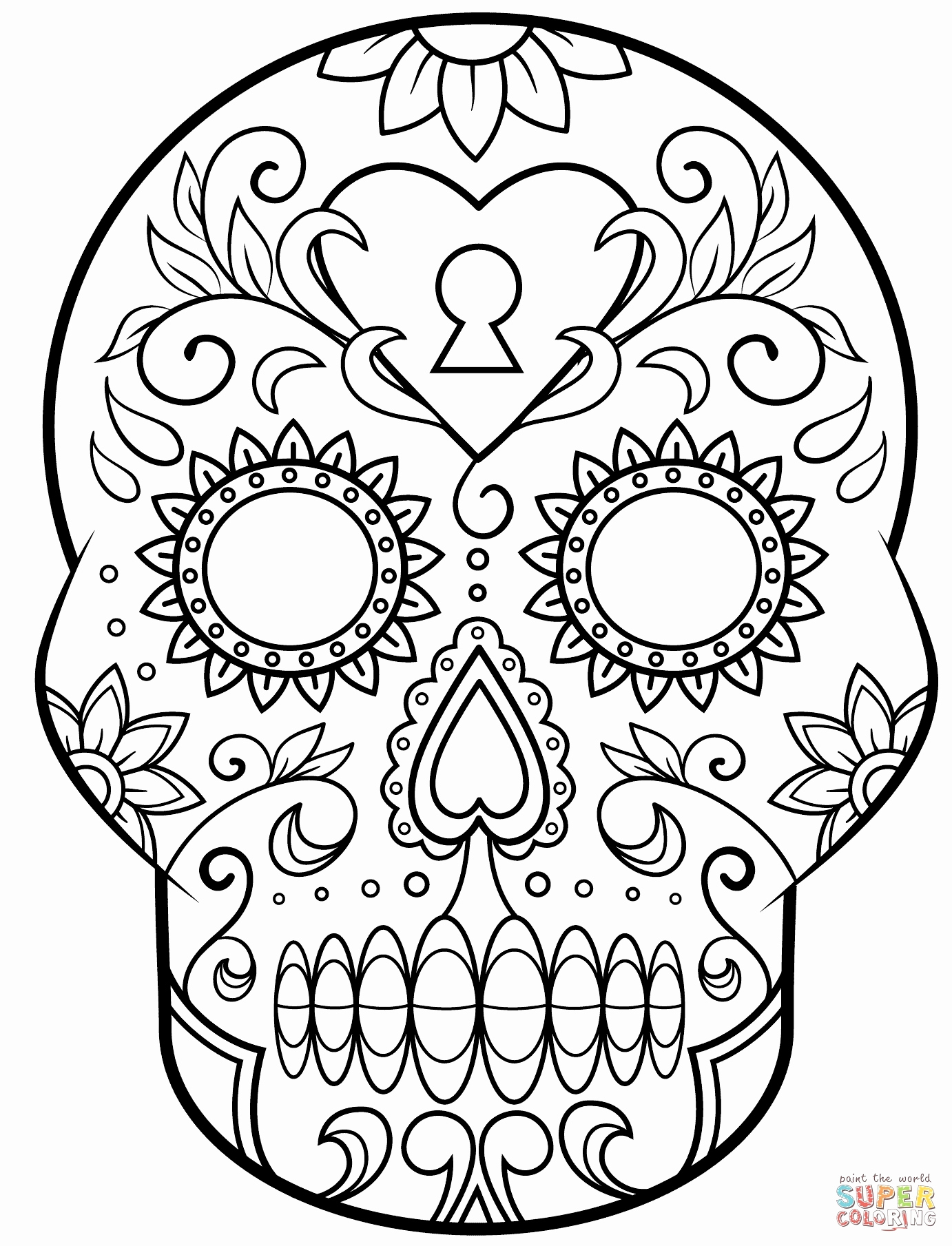Halloween Coloring Pages Skeleton   Free Coloring Pages - Free Printable Skeleton Coloring Pages