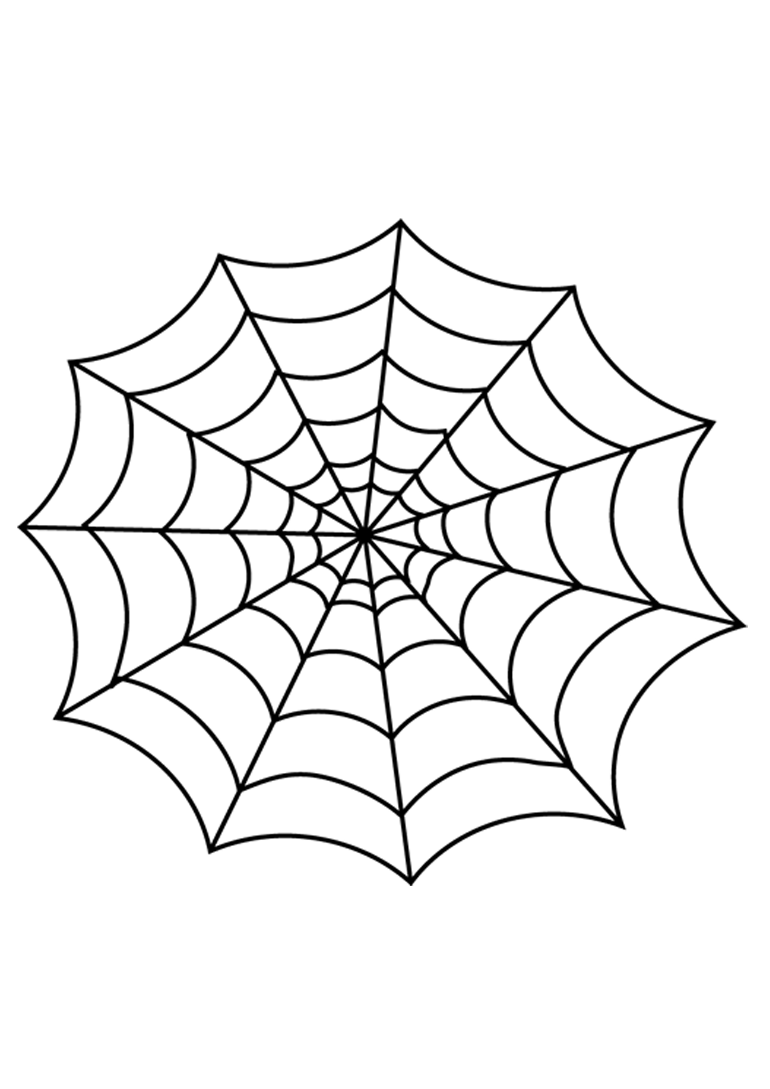 Halloween Spider Webs To Printable To   Clipart Crossword - Free Printable Spider Web