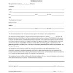 Handyman Contract Template   1 Free Templates In Pdf, Word, Excel   Free Printable Handyman Contracts