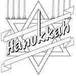 Hanukkah Coloring Pages   Coloring Pages   Printable Coloring Pages   Star Of David Template Free Printable