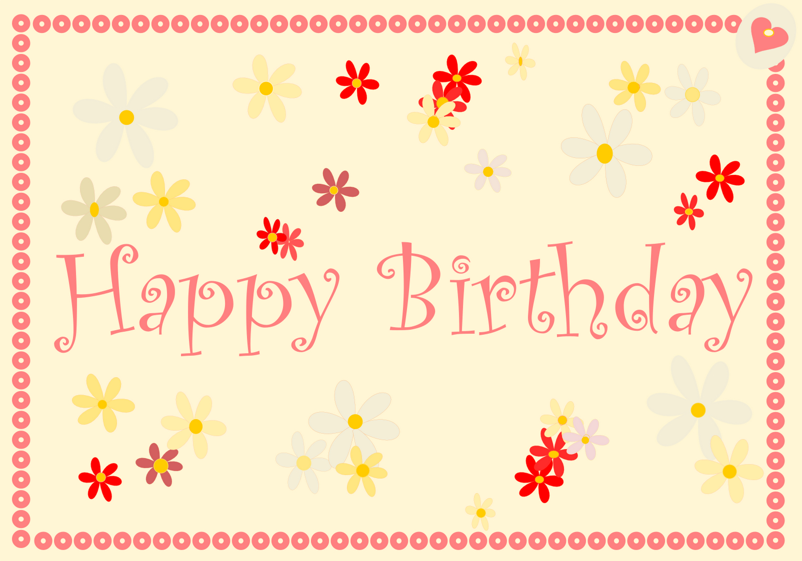 Happy Birthday Cards Online Free Printable - Free Printable Happy Birthday Cards Online