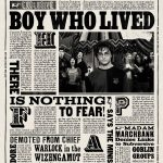 Harry Potter Daily Prophet Printable Daily Prophet | Accio Harry   Free Printable Harry Potter Posters
