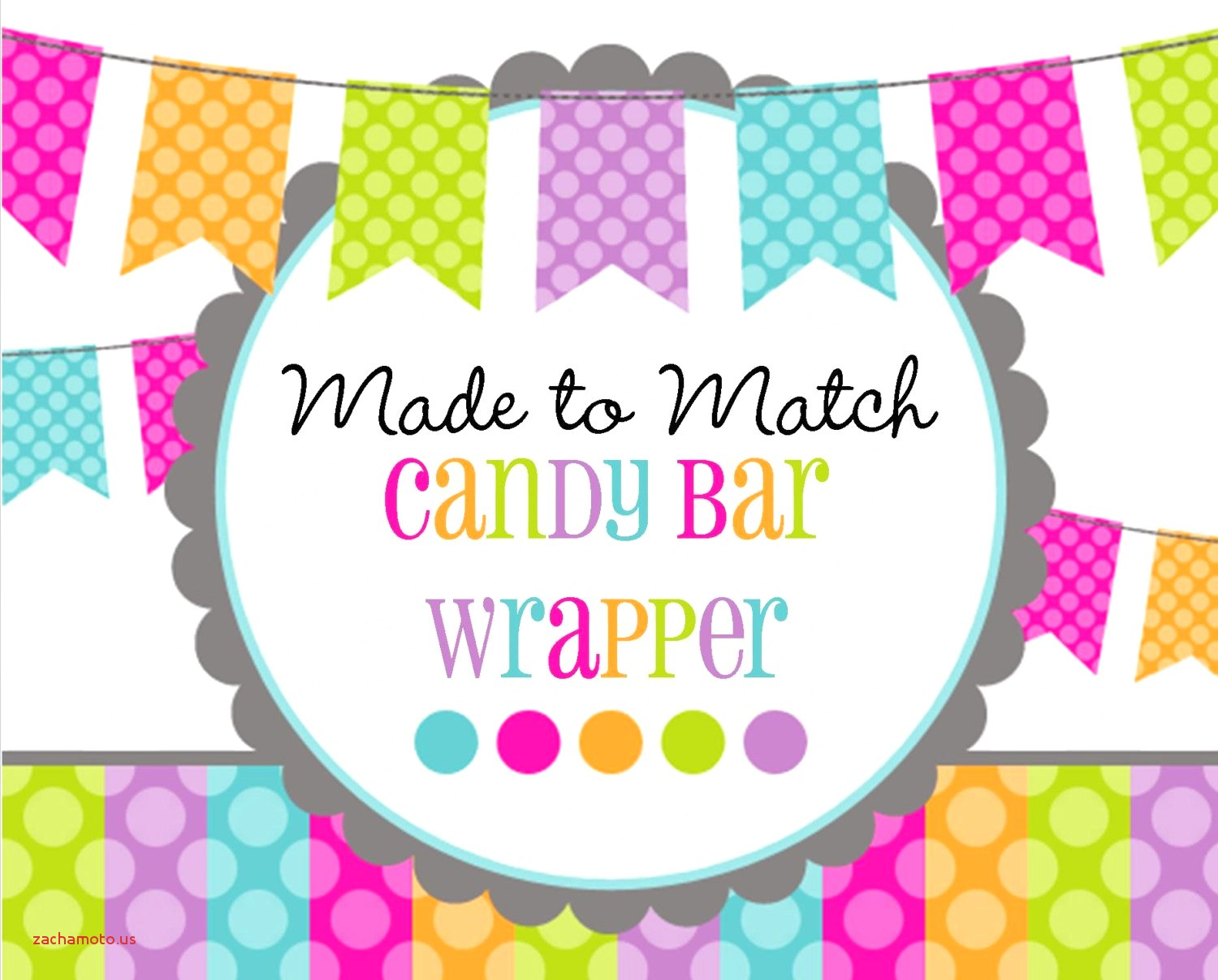 High 15 Inspirational Candy Bar Wrappers Template For Baby Shower - Free Printable Birthday Candy Bar Wrappers