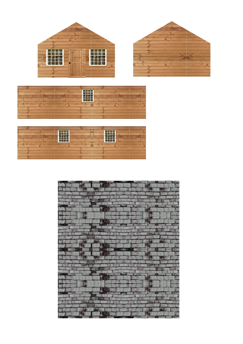 Ho Scale Buildings Printable Related Keywords & Suggestions - Ho - Free Printable Model Railway Buildings
