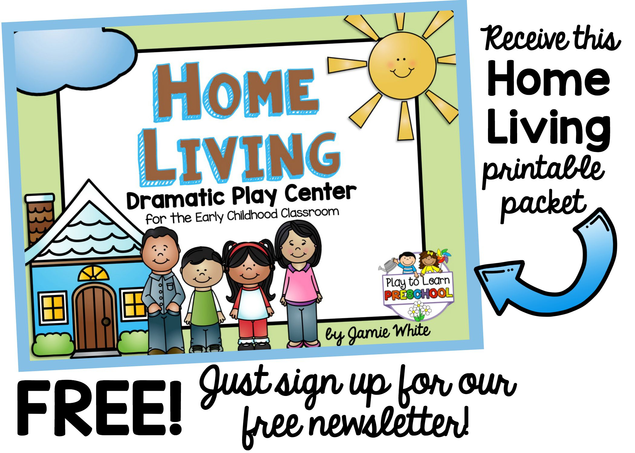 Home Living Center Sign - 5.18.hinterhaus-Hemau.de • - Free Printable Learning Center Signs