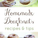 Homemade Doughnuts   A Free Eguide With Recipes & Tips | Recipes And   Free Printable Dessert Recipes