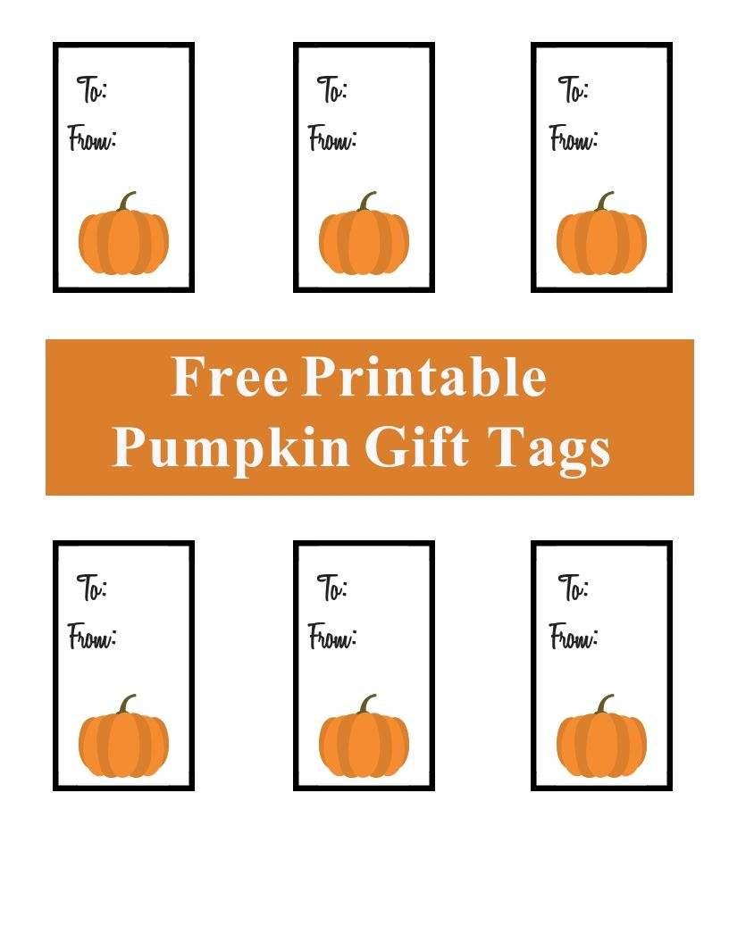 Homemade Pumpkin Butter   Recipe   A Shiplap Fall Printables - Free Printable Pumpkin Gift Tags