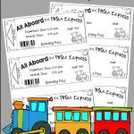 Hop Aboard The Polar Express With These Free Printable Tickets   Free Polar Express Printable Tickets