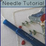 How To Punch Needle Series #1: Tracing The Pattern | Crochet   Free Printable Punch Needle Patterns