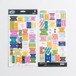 Illustrated Faith   Books Of The Bible Tabs, Colorful | Dayspring   Free Printable Books Of The Bible Tabs